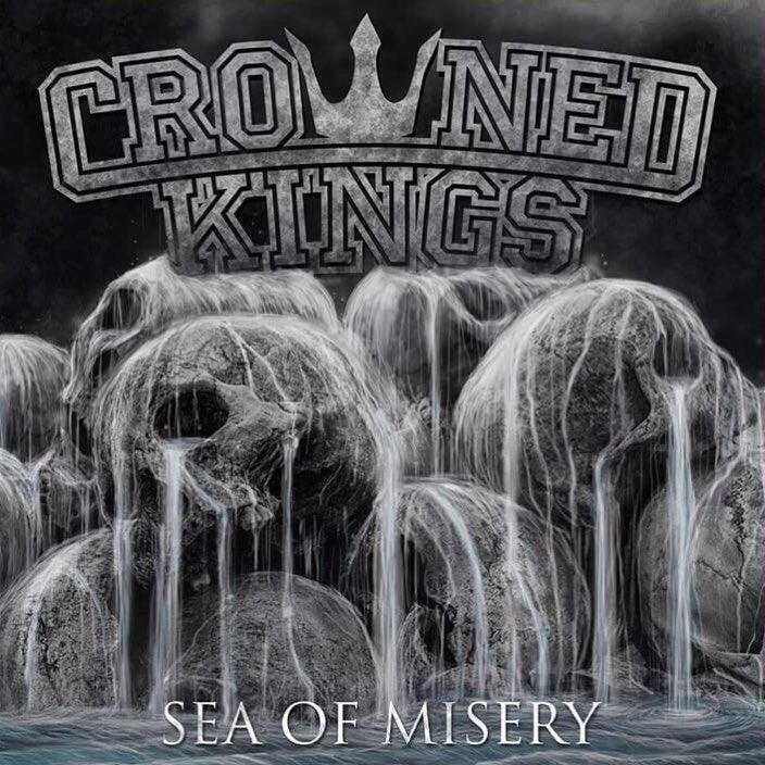 Image of Crowned Kings - Sea Of Misery CD