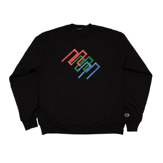 Image of Evil Empire Crewneck Black