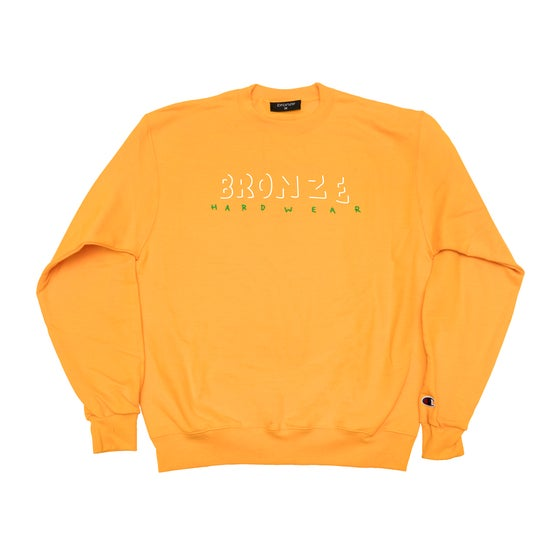 Image of Hardwear Crewneck Gold