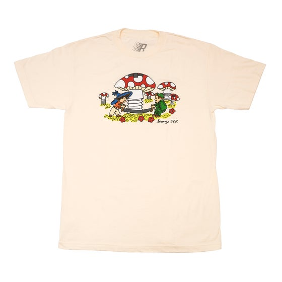 Image of Tom Pennie Tee Cream