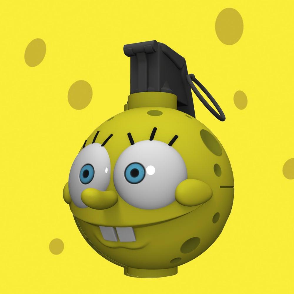 Image of [PREORDER] Spongrenade