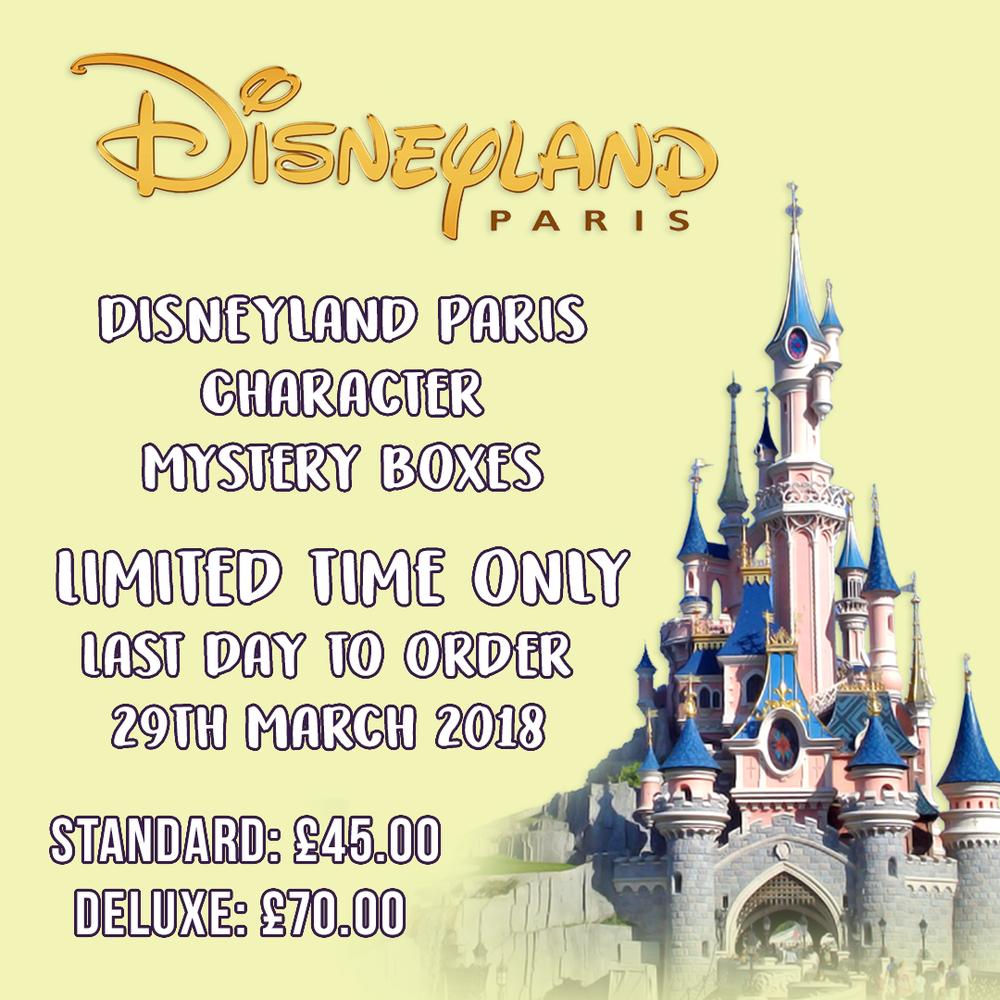 Image of PREORDER - Disneyland Paris Character Mystery Box