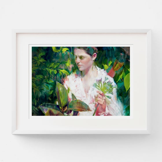 Image of Esmerla | Giclee Print Limited Edition