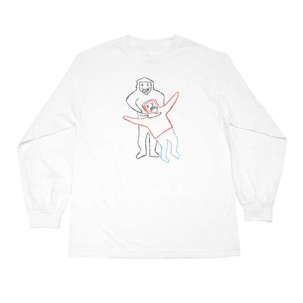 Image of ESPY LONGSLEEVE WHITE