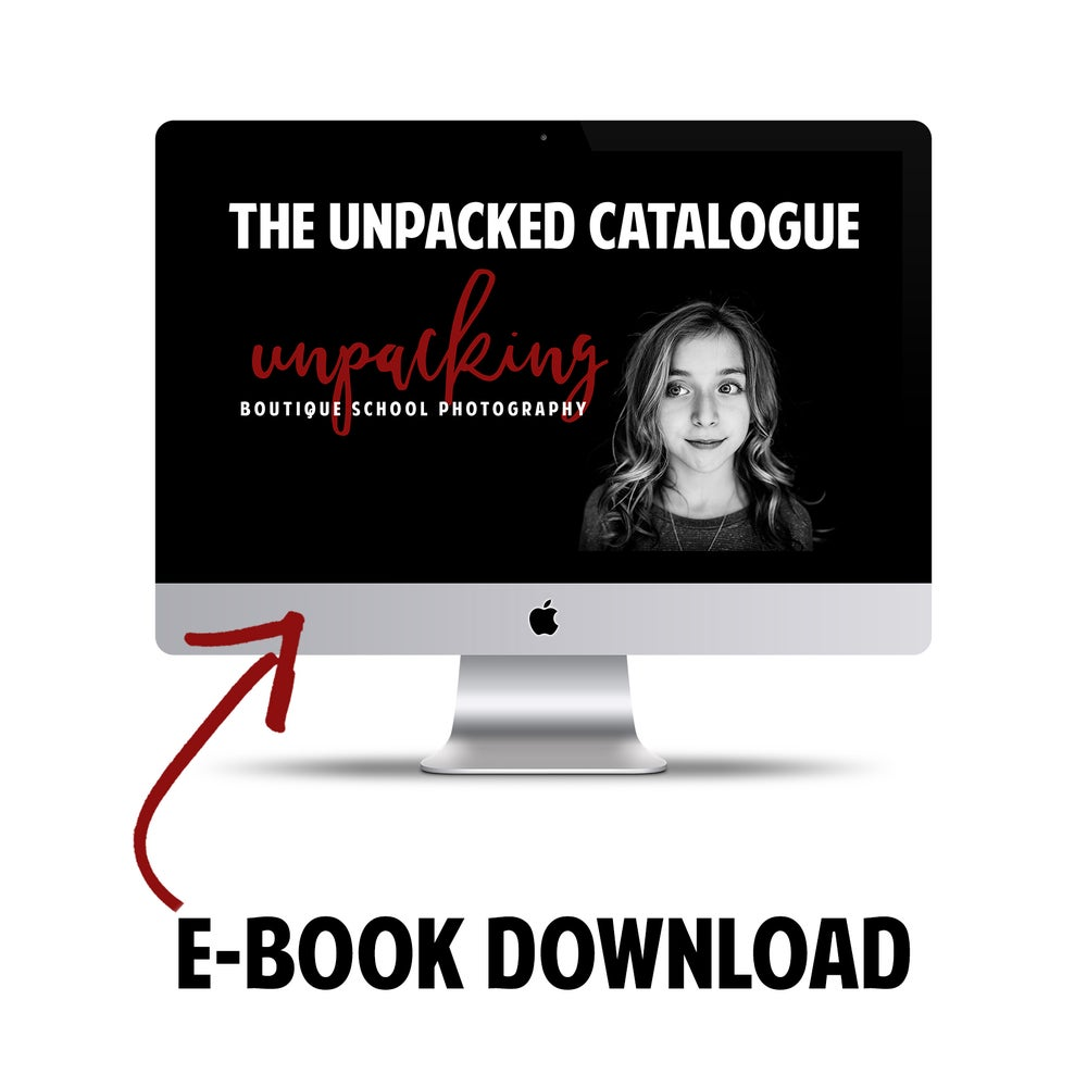 Image of E-BOOK | The unPacked Catalogue