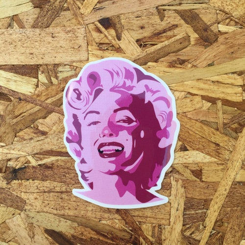 Image of Monroe by Gummo (Sticker Only)