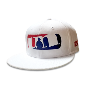 Image of The Flagship - Urban Nerd ™ 6 Panel snap back hat