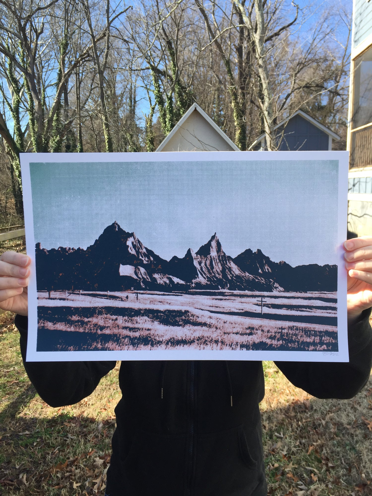 Image of Don't Waste Your Time Waiting (Badlands)