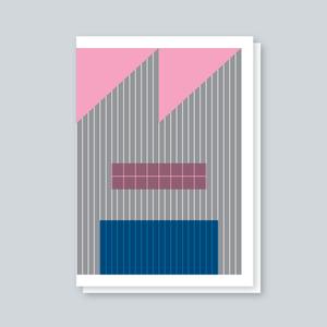 Image of Steel card