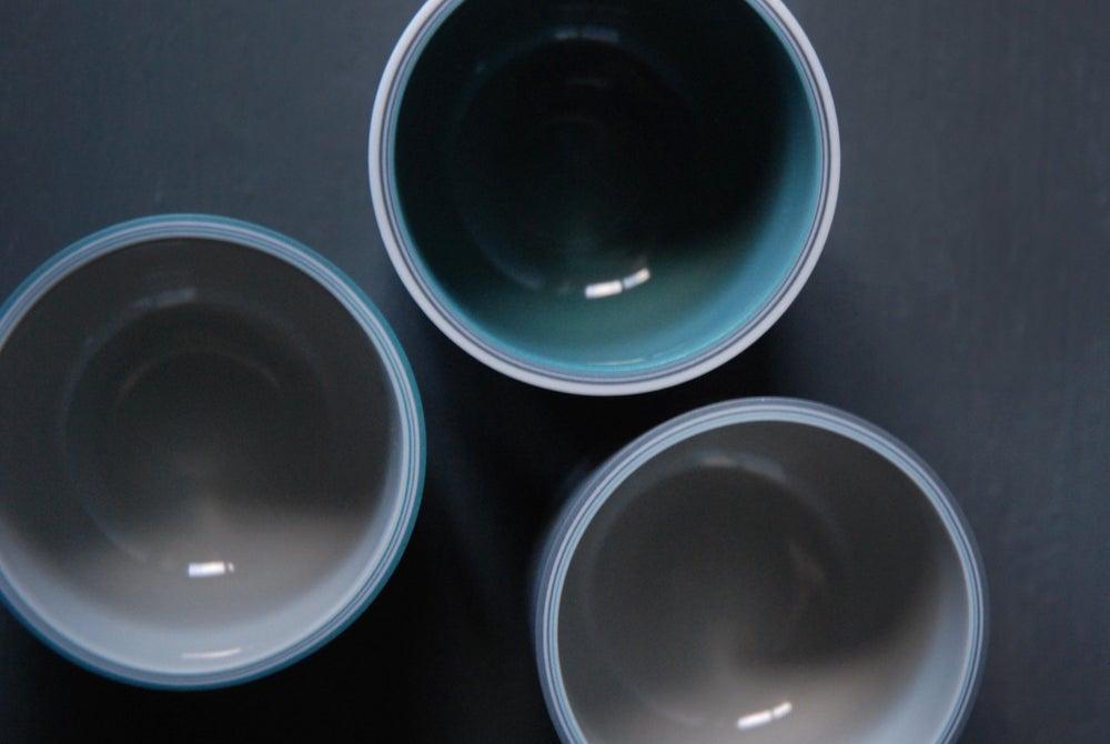 Image of Tiny glazed vessels