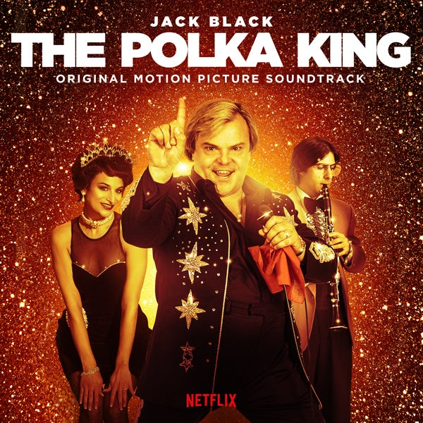 Image of The Polka King (Original Motion Picture Soundtrack) CD  - Jack Black