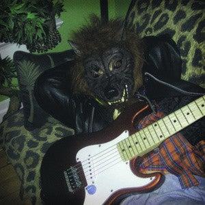 Image of The Golden Boys - Electric Wolfman LP (Alien Snatch/Daggerman)