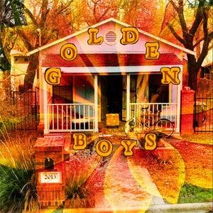 Image of The Golden Boys - Whiskey Flower LP (Alien Snatch)