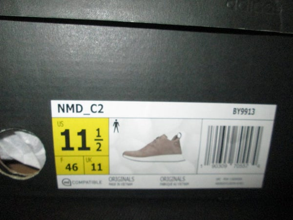 """adidas NMD _C2 """"Brown Suede"""" - FAMPRICE.COM by 23PENNY"""