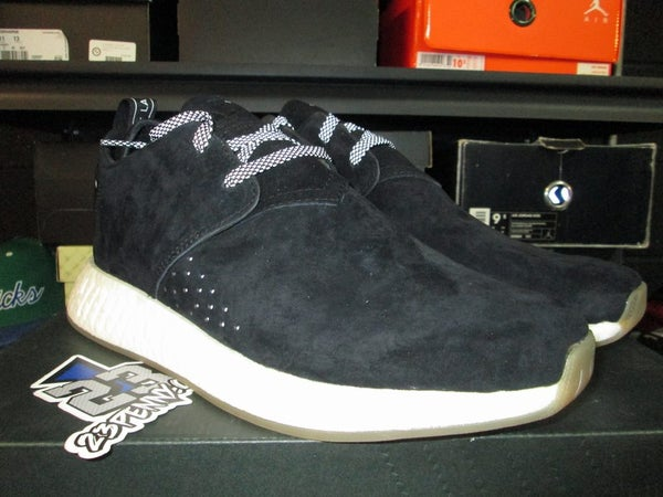 """adidas NMD _C2 'Blk Suede"""" - FAMPRICE.COM by 23PENNY"""