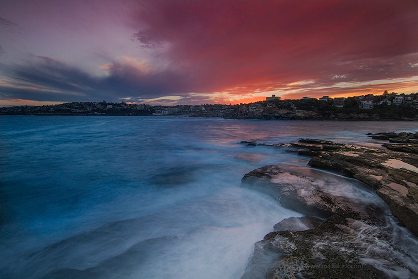 Image of Gordons Bay Clouds