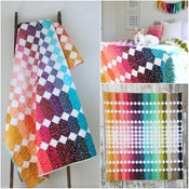 Image of Abacus Ombre Quilt PDF