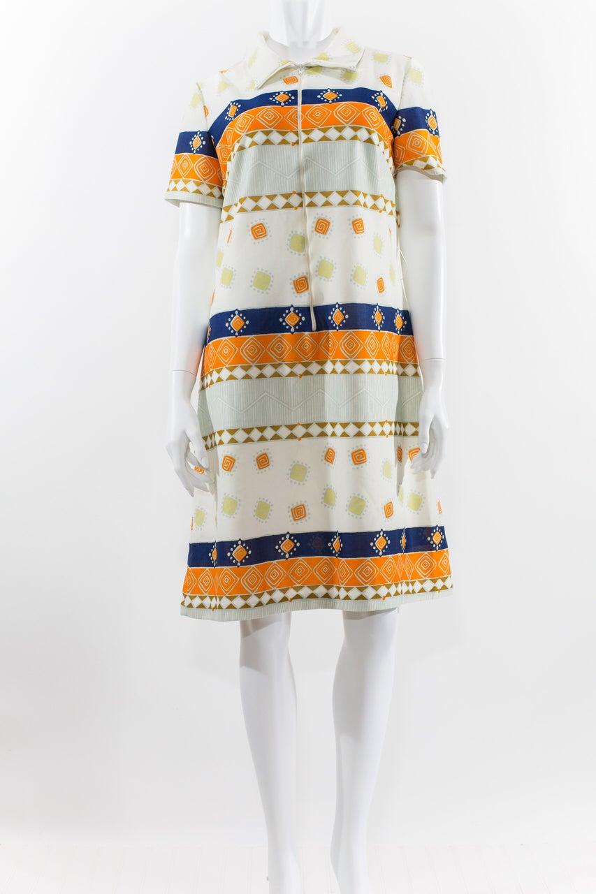 Image of Abstract Mod Dress