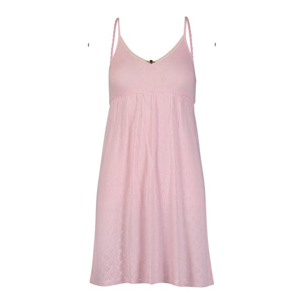 Image of Light pink babydoll chemise