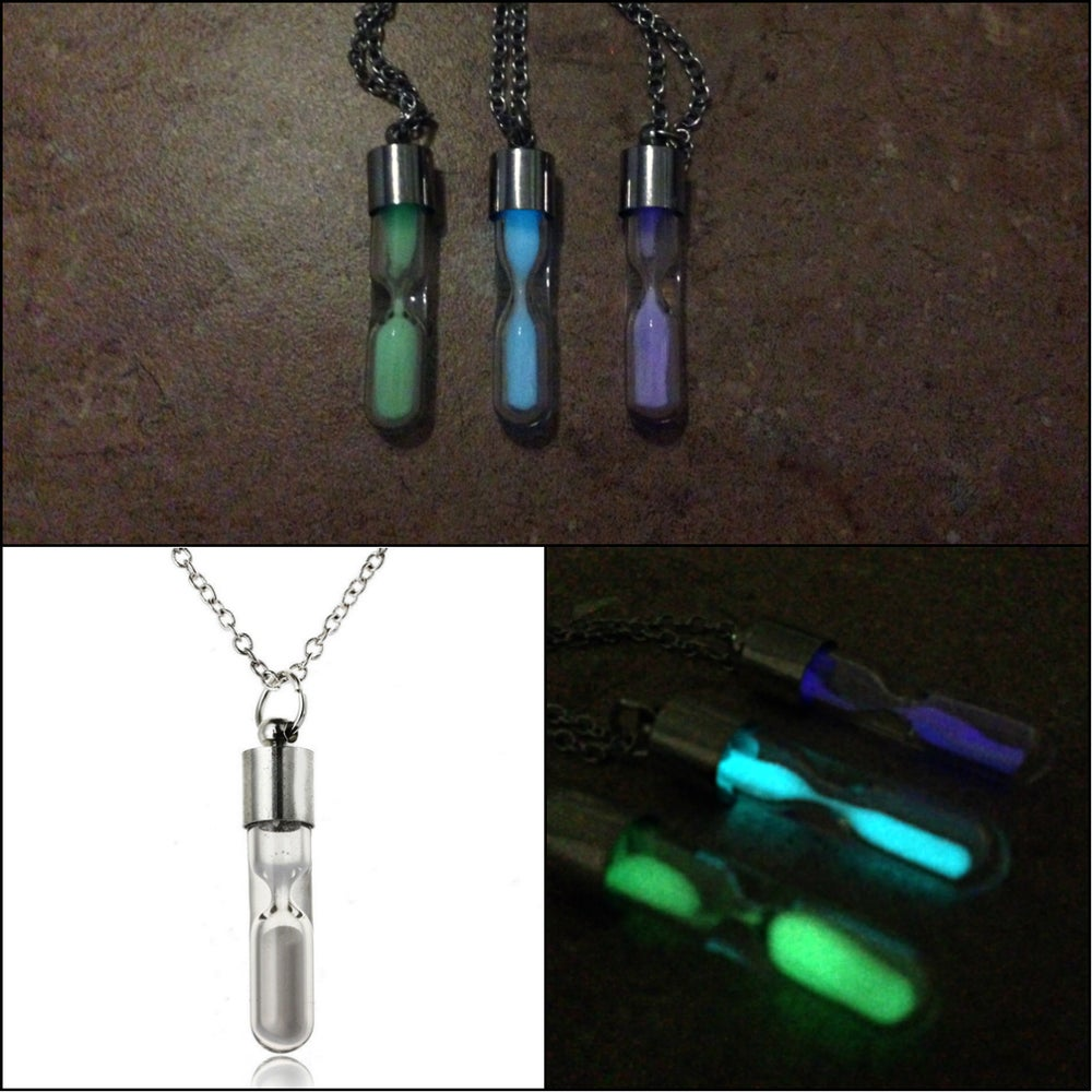 Image of Lucian's Glow in the Dark Necklace