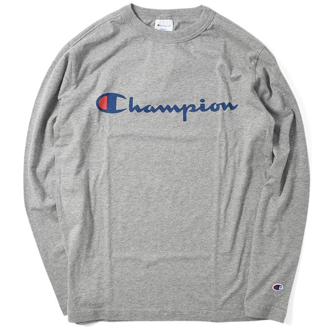 Image of CHAMPION JAPAN - C3-J426 (GREY)