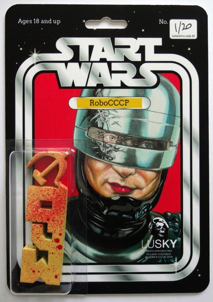 Image of RoboCCCP Start Wars limited to 20