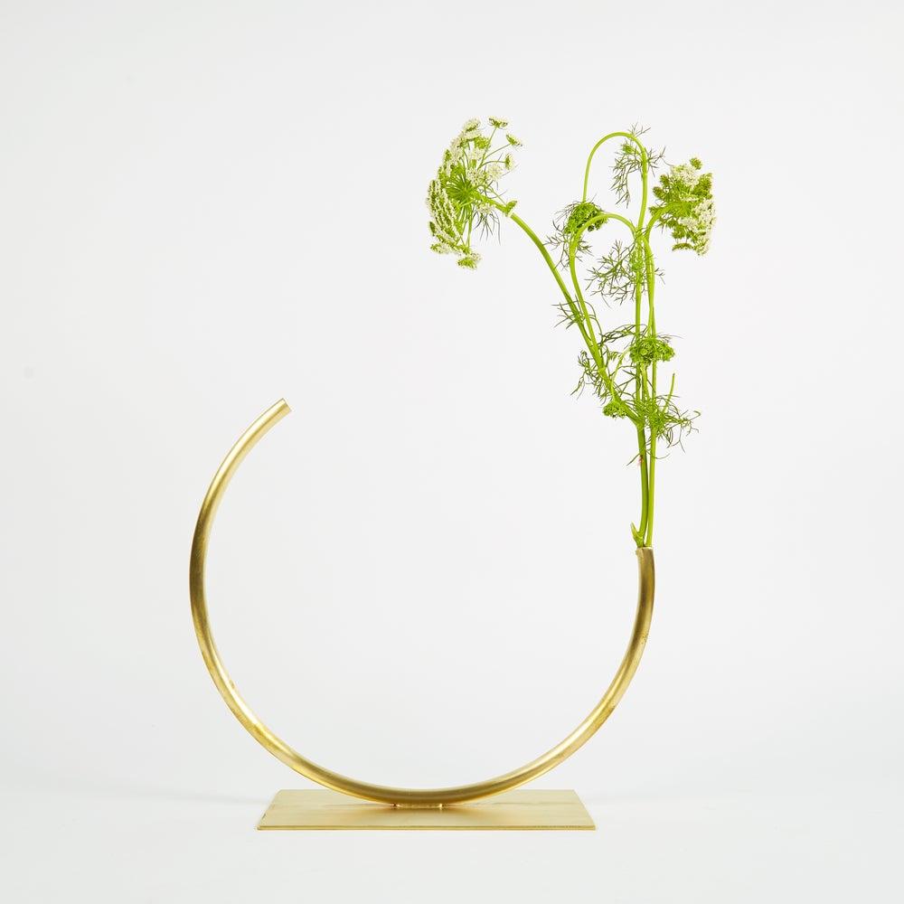 Image of Vase 529 - Edging Over Vase