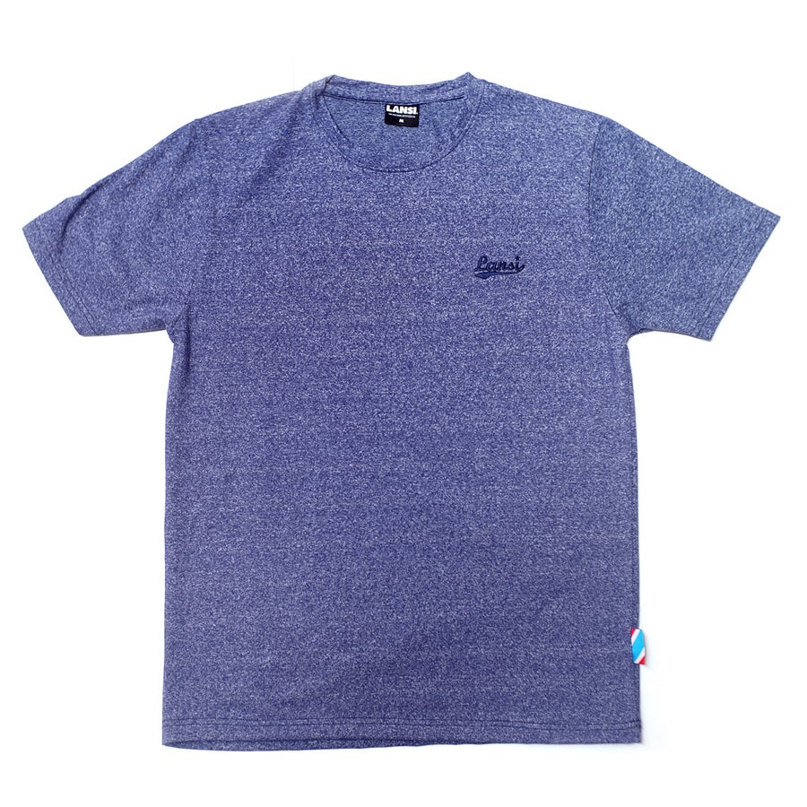 "Image of LANSI Stitched Tee — ""Purple Haze"""