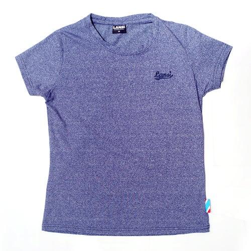 "Image of LANSI Stitched Tee — ""Purple Haze"""