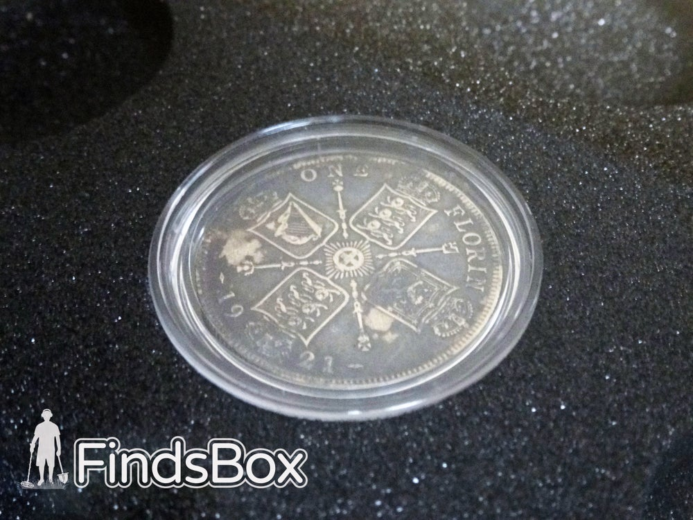 Image of FindsBox Coin Capsule Display