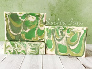 Image of Goat milk soaps