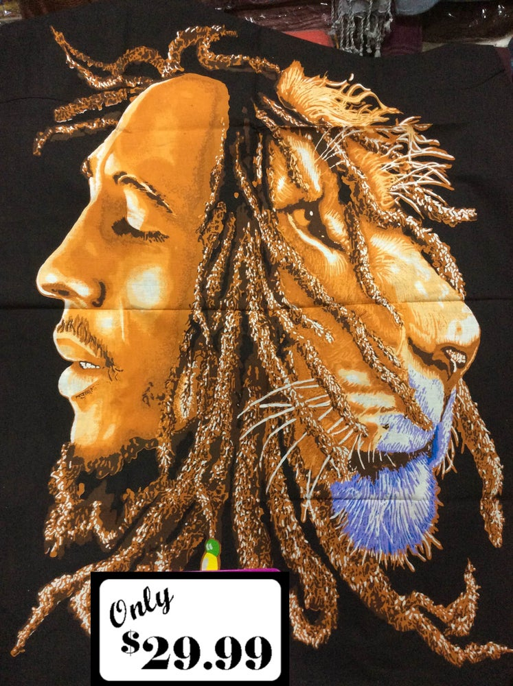 Image of Marley Lion Tapestry