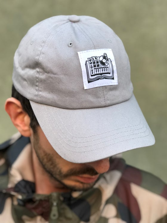 "Image of TFS ""Dream Machine"" Logo Dad Hats"