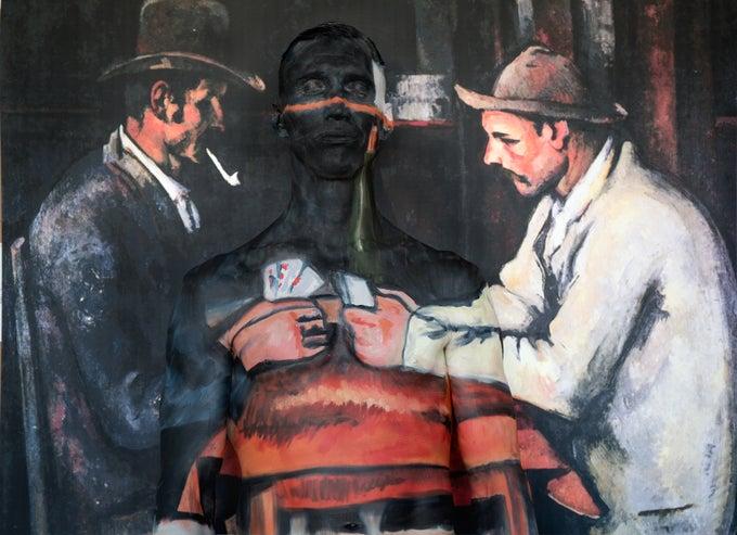 "Image of ""$250,000,000 (Cezanne)"""