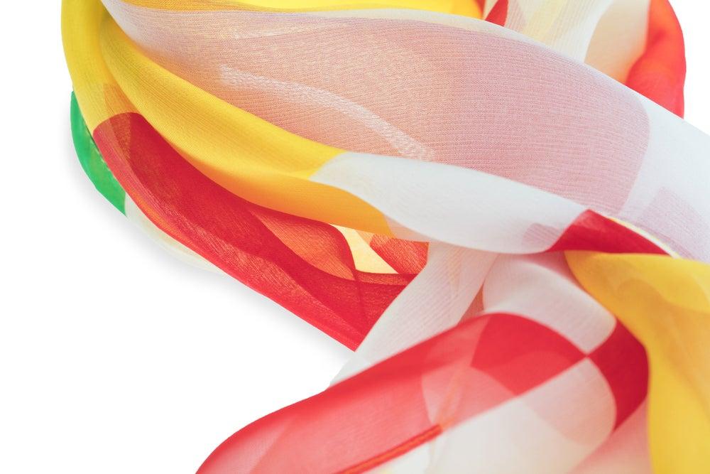 Image of leggera classica - foulard grand-prix