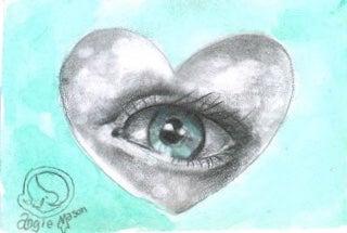 Image of Lil Bit 'O Love Series - Heart 4