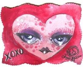 Image of Lil Bit 'O Love Series - Heart 5