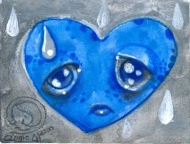Image of Lil Bit 'O Love Series - Heart 6