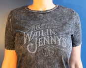 Image of Women's T-shirt - The Wailin' Jennys '15' - Mineral Wash