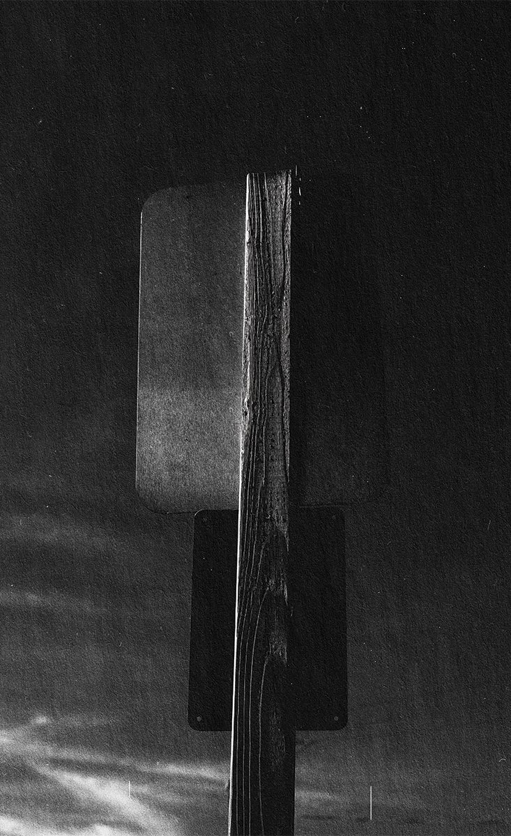 Image of Ligature - 'Disappearing Act' c20