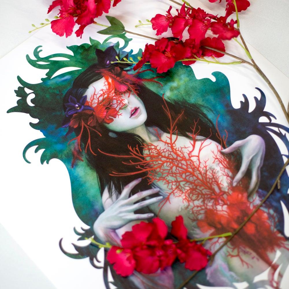 Image of 16x20 Annihilation Ltd Print