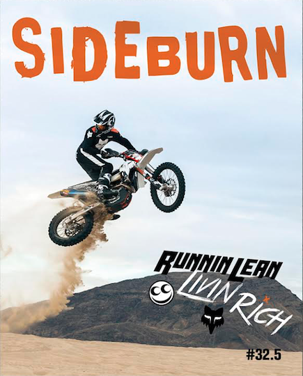 Image of Sideburn 32.5