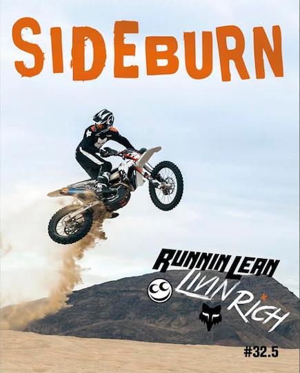 Image of Sideburn 32.5 PRE-ORDER