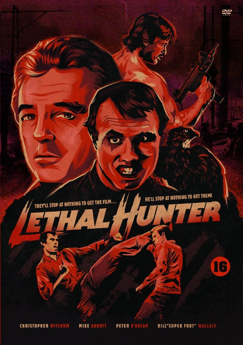 Image of Lethal Hunter DVD