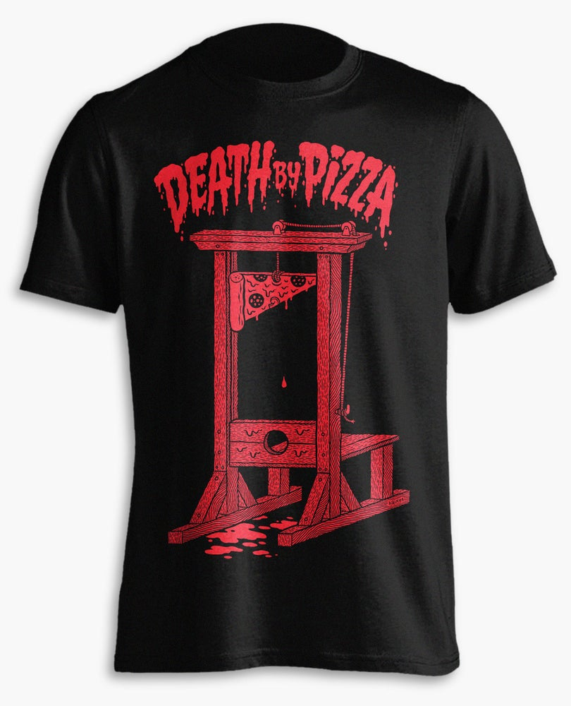 Image of Death By Pizza
