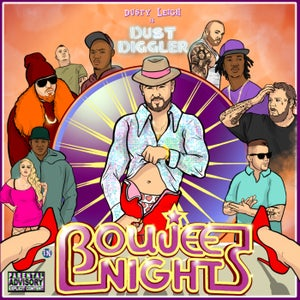 Image of BOUJEE NIGHTS LIMITED HARD COPY
