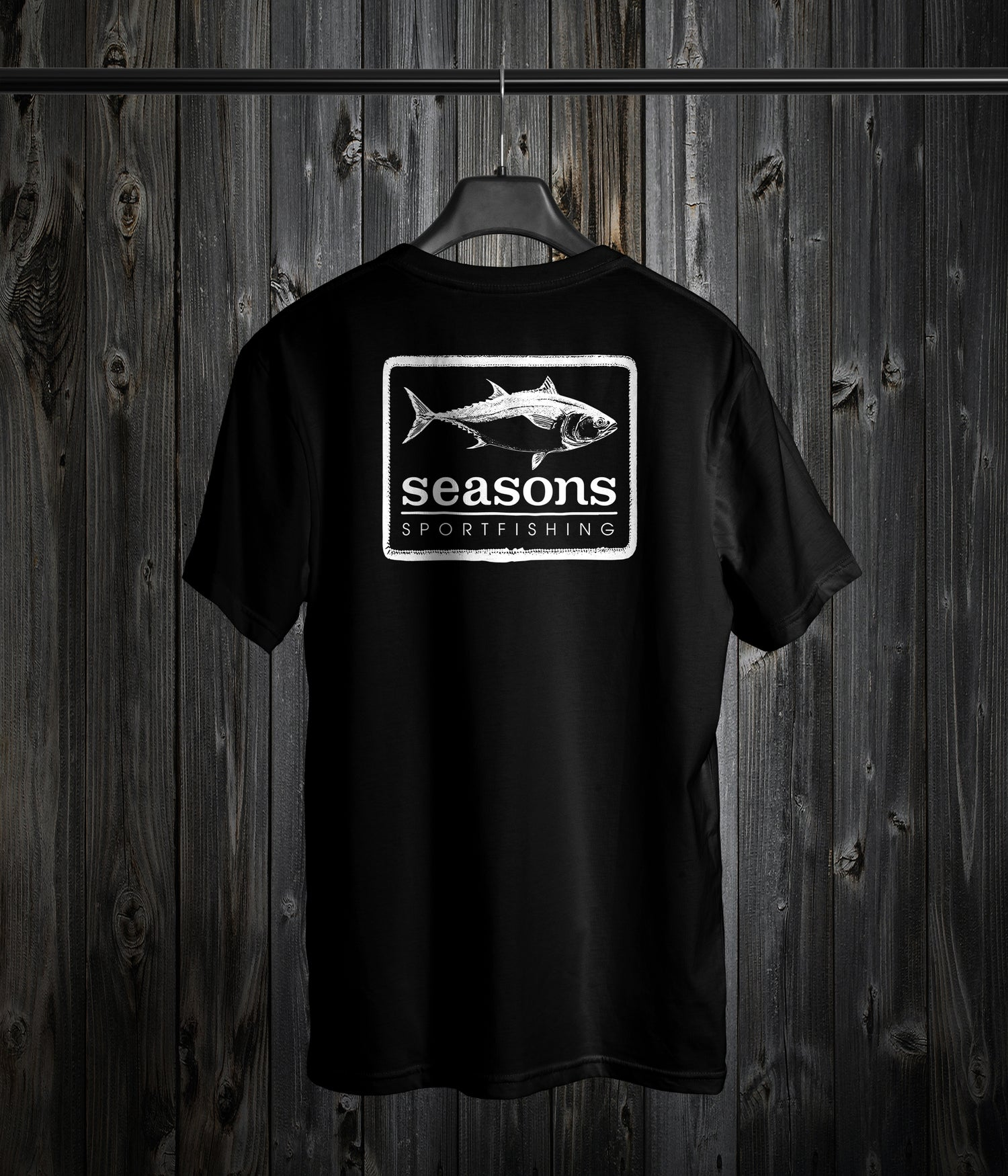 Image of SEASONS - BLACK - TUNA DESIGN