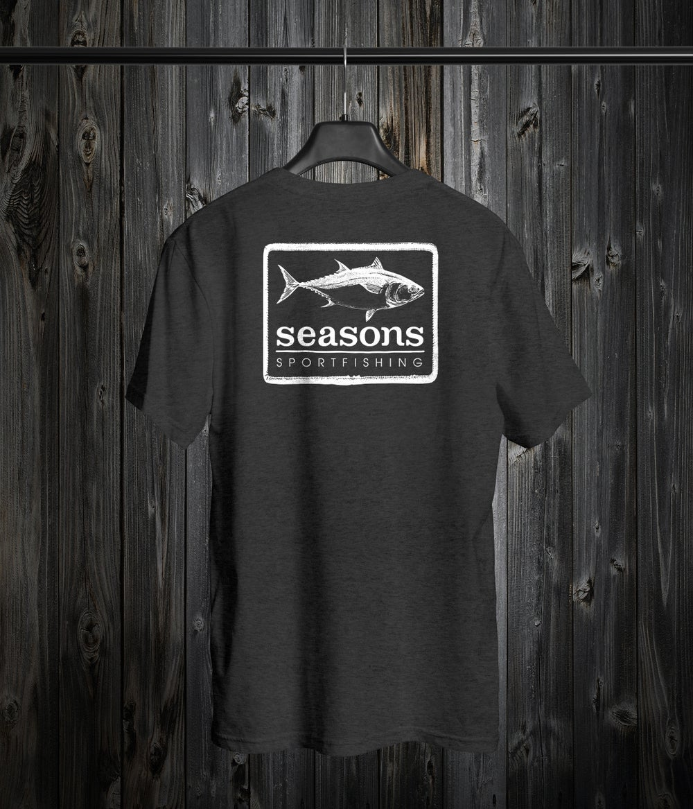 Image of SEASONS - ASH GRAY - TUNA DESIGN
