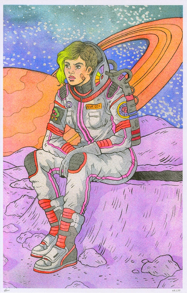 """Image of """"Space Punk"""""""