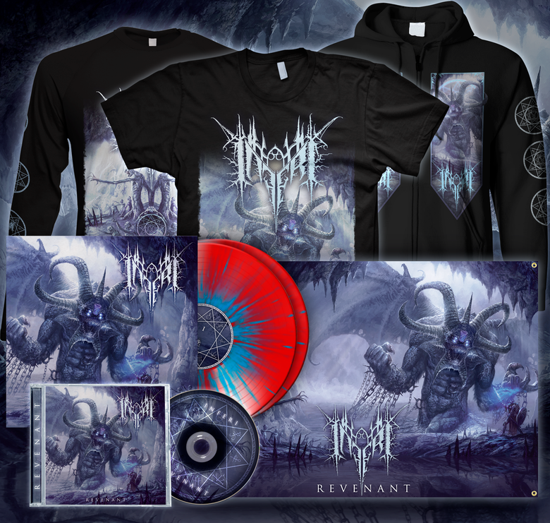 Image of INFERI - APPRENTICE: Phlegethon Bundle